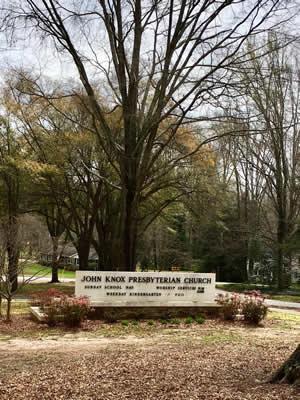 John Knox Presbyterian