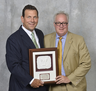 "Steve Grant named ""Outstanding Volunteers"" for 2013 Northwestern Mutual Community Service Award"