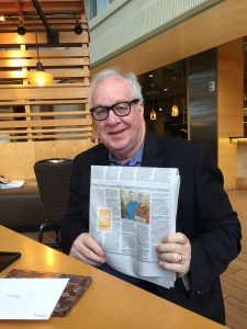 Steve Grant Published in the Wall Street Journal