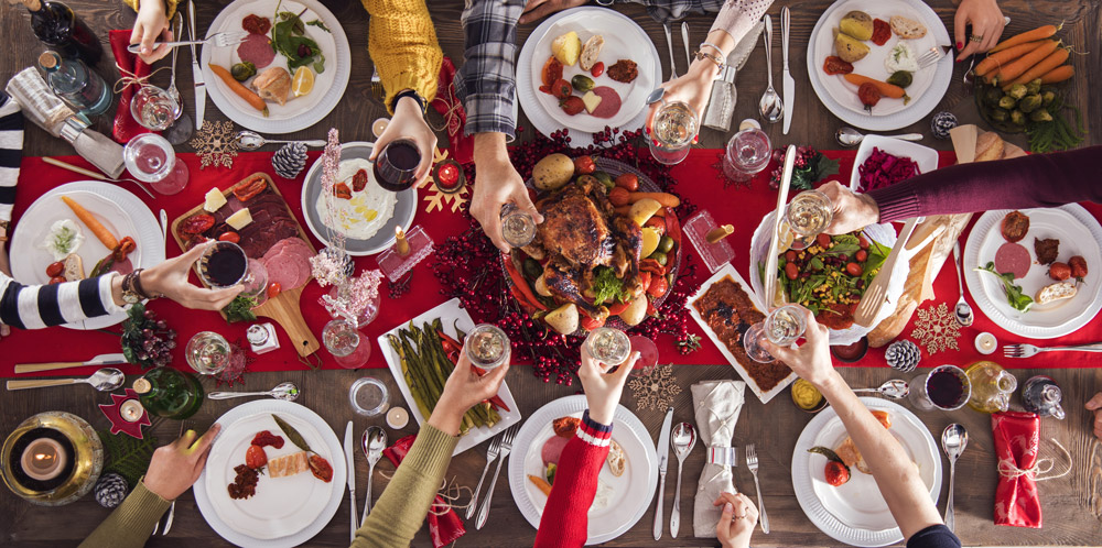 Alcohol and the holidays: avoiding a slippery slope