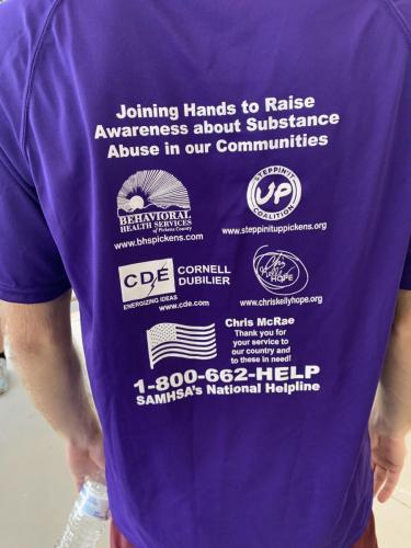 Behaviors Health Services T-shirt